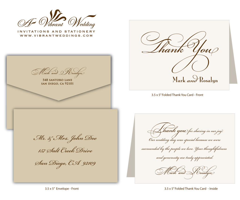 Wedding Program Thank You Examples New Pics Of Business Cards Wording