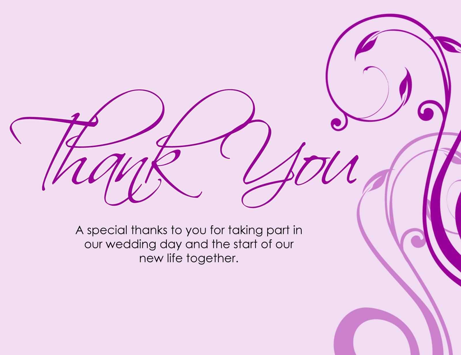 Wedding Gift Not Attending: Wedding Thank You Card Wording Should Maintain Etiquette